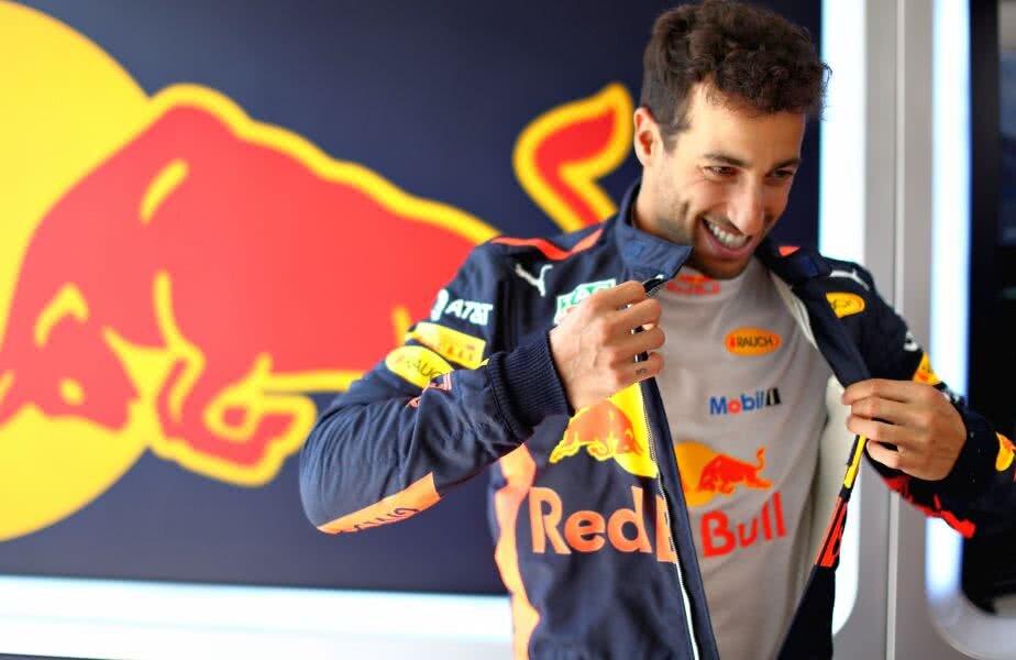 Ricciardo va părăsi Red Bull după 5 sezoane la echipa austriacă // FOTO: Guliver/ Getty Images