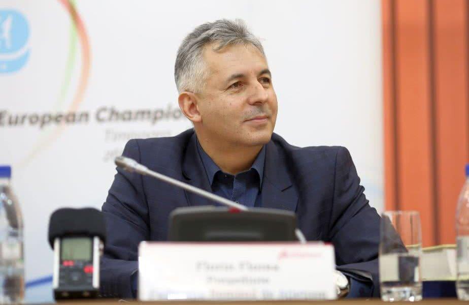 Florin Florea, președintele Federației Române de Atletism FOTO: Mediafax