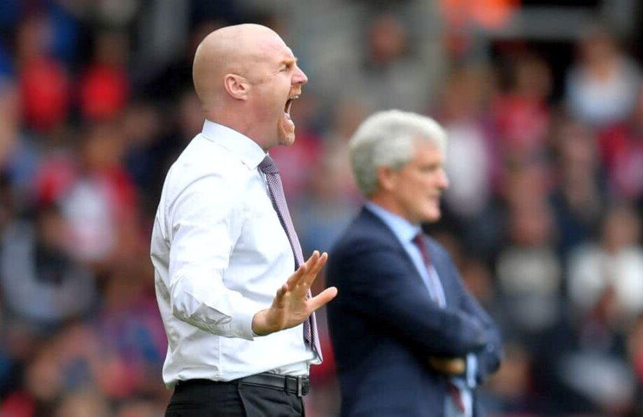 Sean Dyche, omul din spatele performanțelor remarcabile reușite de Burnley FOTO: Guliver/GettyImages