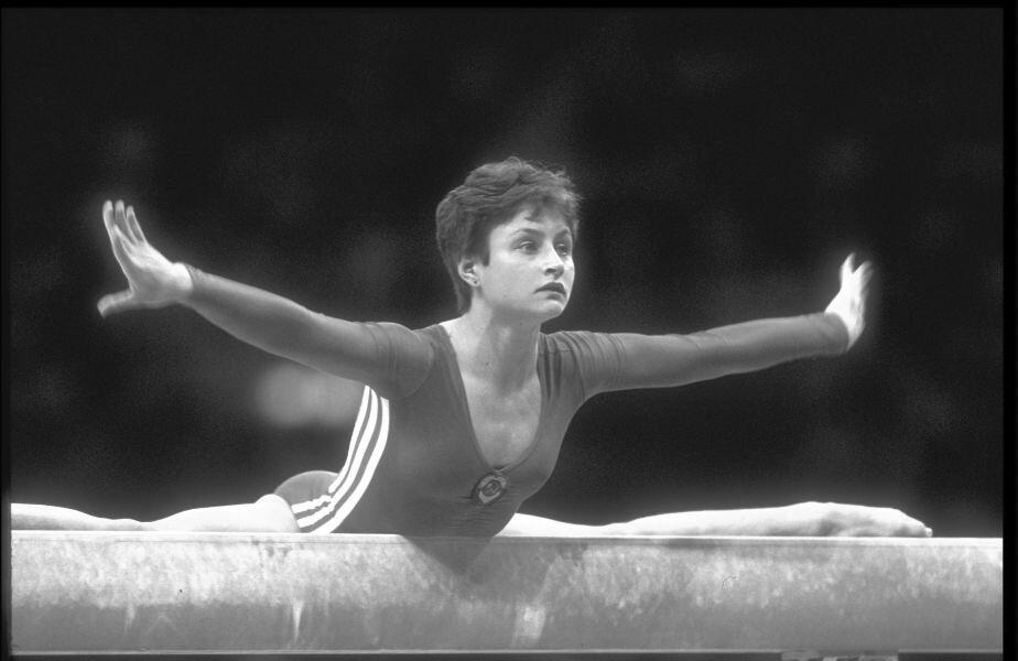 Elena Șușunova la Olimpiada din 1988 de la Seul // FOTO: Guliver/Getty Images