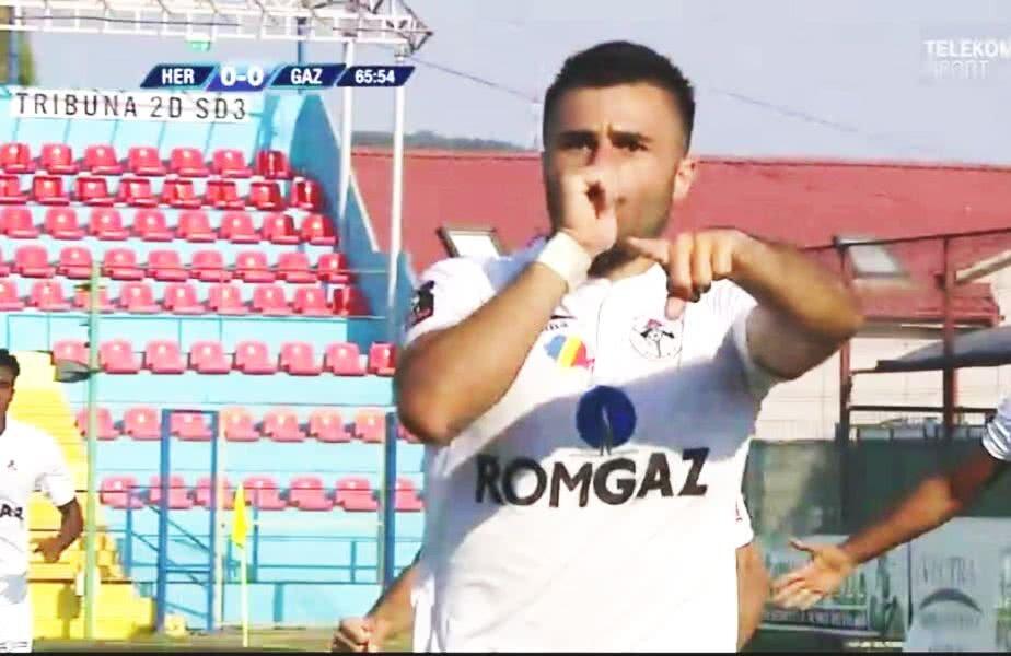Valentin Crețu. Captură TV Telekom Sport