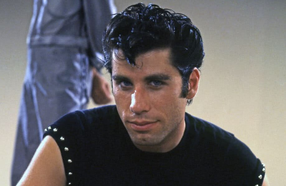 "John Travolta în ""Grease"" // Foto: Hepta"