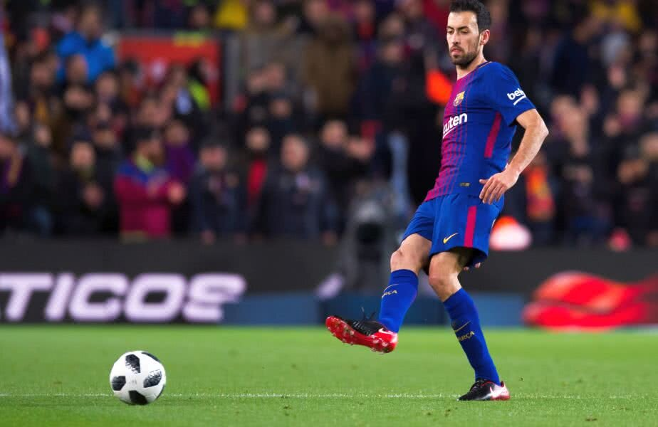 Sergio Busquets (foto: Guliver/Getty Images)