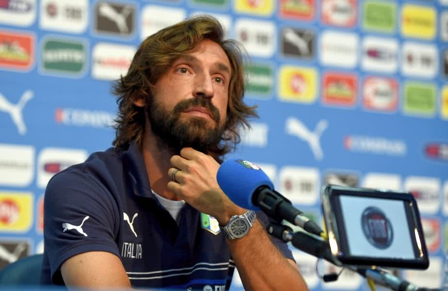 Andrea Pirlo (foto: Guliver/Getty Images)