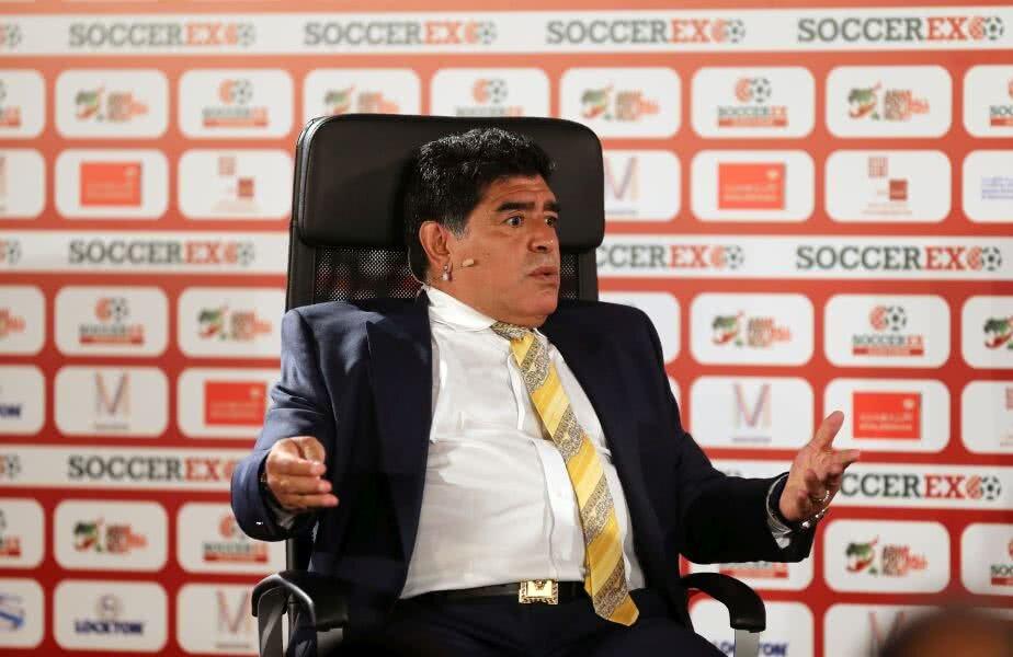Diego Maradona (foto: Guliver/Getty Images)