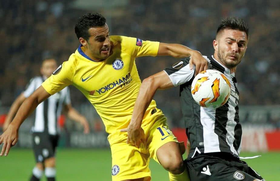PAOK - Chelsea Foto: Reuters