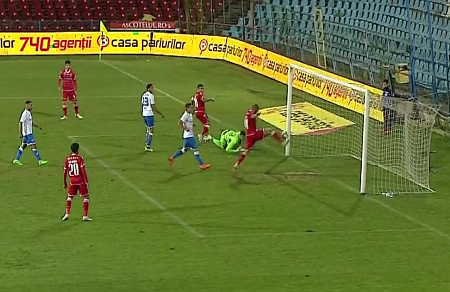 FOTO: Captură TV Telekom Sport