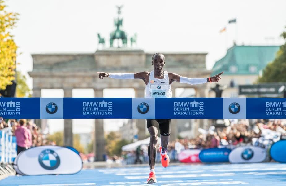 Eliud Kipchoge (foto: Guliver/Getty Images)