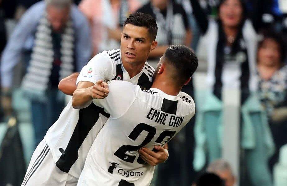 ONE-MAN SHOW. Cristiano Ronaldo a dat două assist-uri și a creat încă un gol în victoria cu Napoli, scor 3-1 (foto: Guliver/GettyImages)