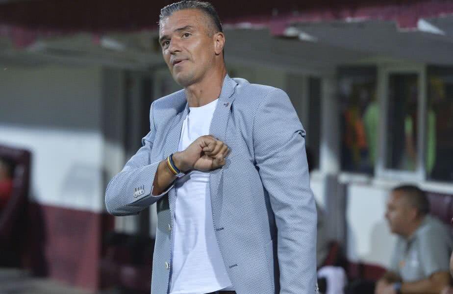Daniel Pancu (foto: Cristi Preda, GSP)