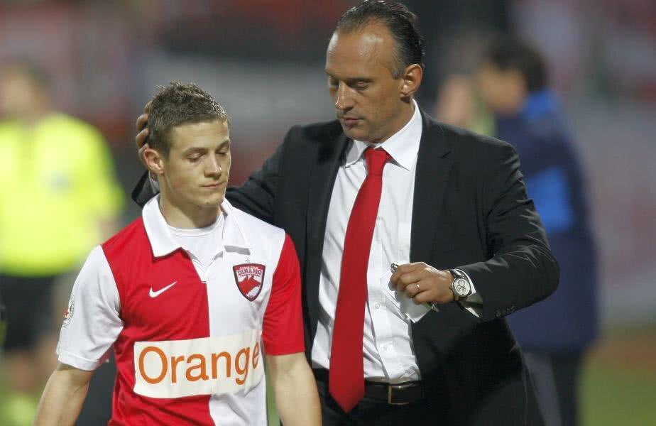 Prunea ar urma să devină noul director general al echipei, post lăsat vacant după plecarea lui Dănciulescu // FOTO: Cristi Preda