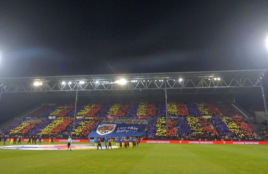 Ultima oară, stadionul lui CFR a găzduit un meci al naționalei la amicalul România - Turcia 2-0, din toamna lui 2017