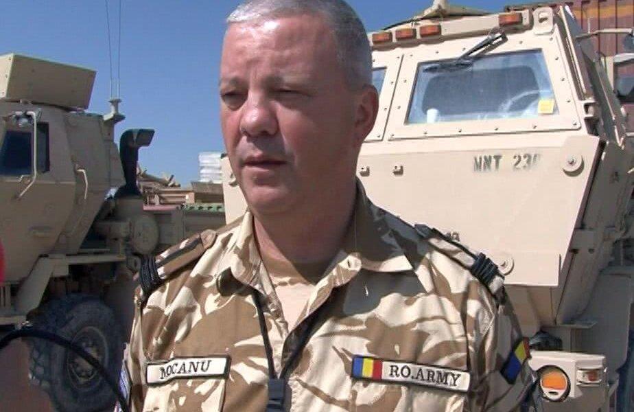 Colonelul Bixi-Pompiliu Mocanu // Foto: rft.forter.ro