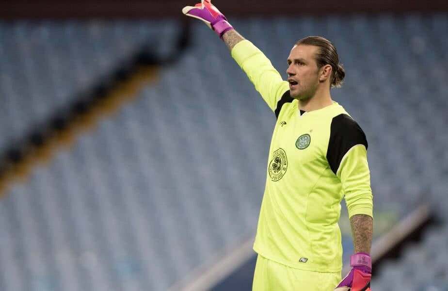 Logan Bailly, pe vremea când juca la Celtic // FOTO: Guliver/ Getty Images