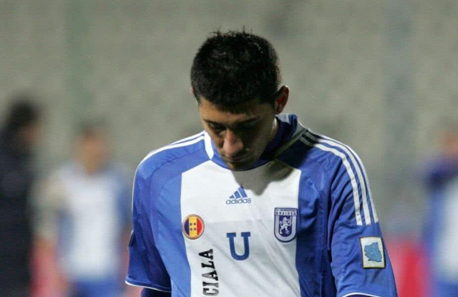 Primul gol al lui Costea de la revenirea la Craiova a fost umbrit de înfrângerea cu Astra II // FOTO: Arhivă Gazeta Sporturilor