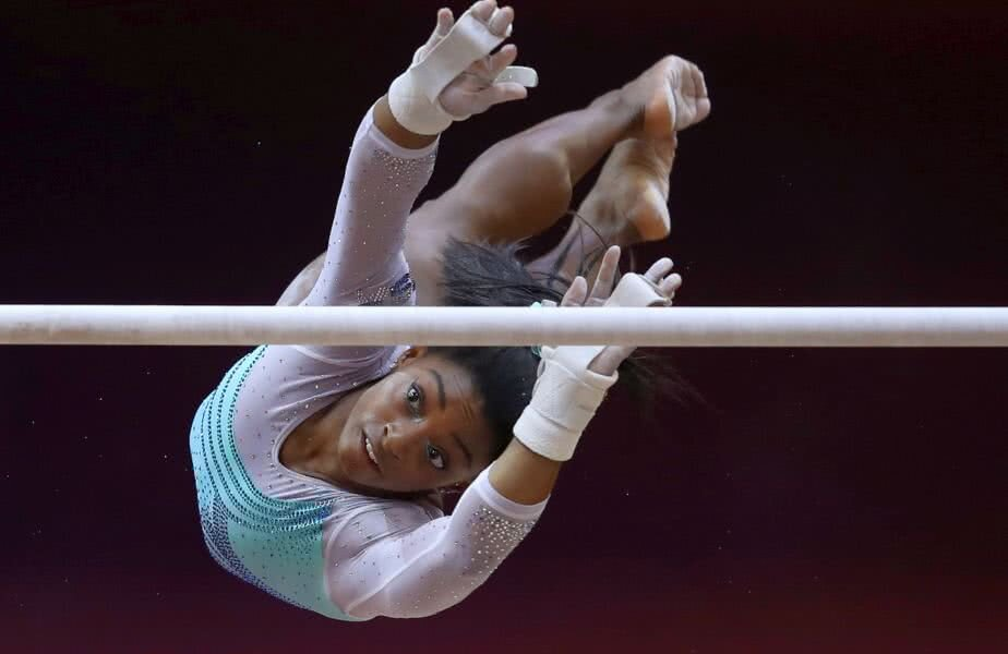 Simone Biles // FOTO: Guliver/Getty Images