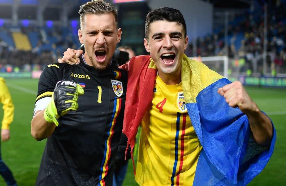 Radu și Pașcanu foto: Raed Krishan, GSP