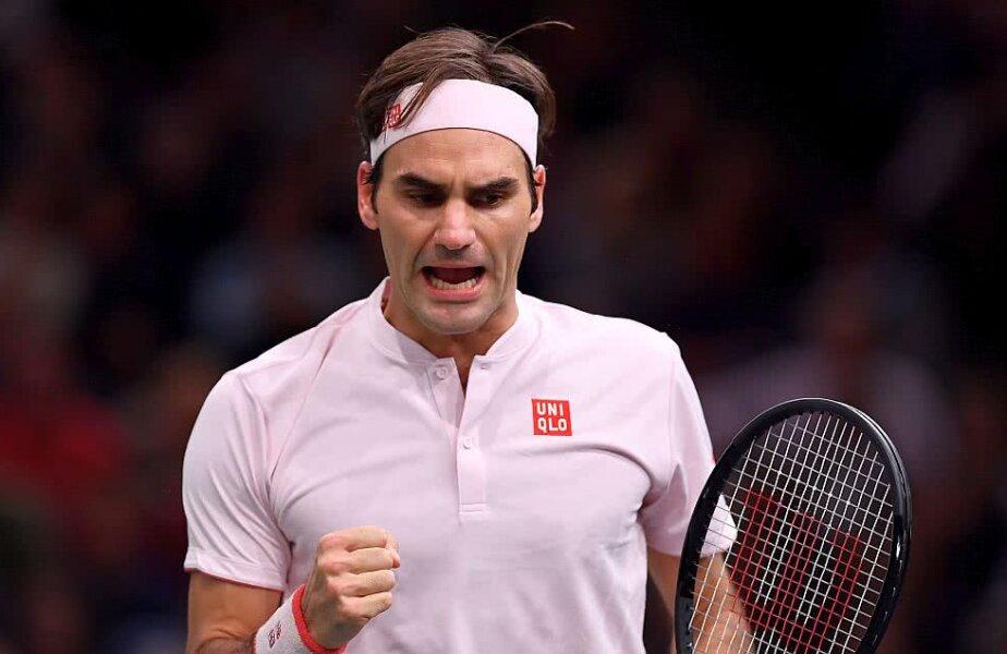 Roger Federer, foto: Guliver/gettyimages