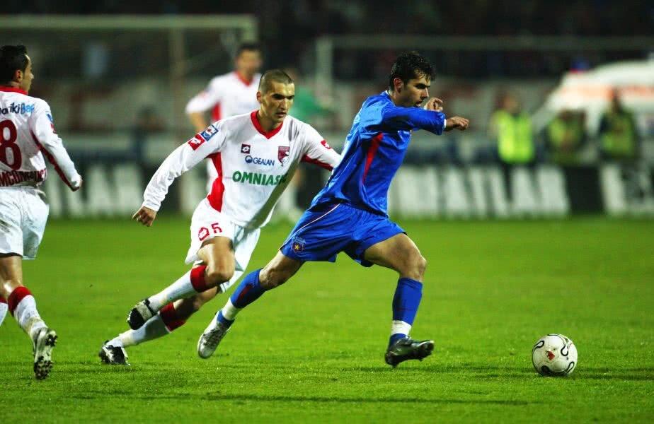 Duel Alexa-Dică într-un Derby de România din 2004