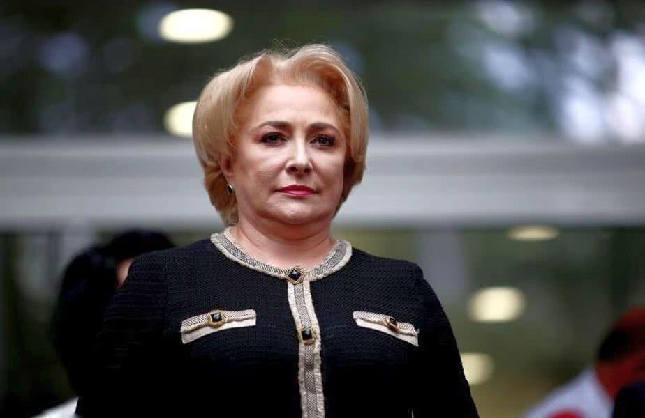 Viorica Dăncilă, prim-ministrul României. sursa foto: libertatea