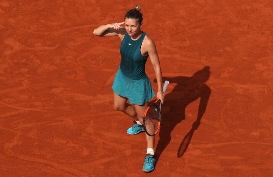Simona Halep (foto: Guliver/Getty Images)