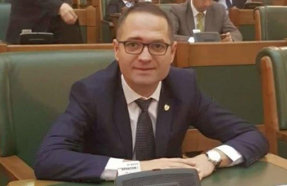 Constantin Bogdan Matei, 38 de ani, e senator din decembrie 2016
