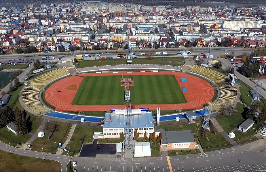 17.500 de locuri este capacitatea stadionului