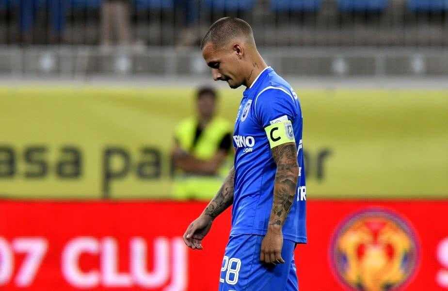Mitriță e unul dintre cei mai vânați fotbaliști din Liga 1 pentru piața europeană // FOTO: Cristi Preda