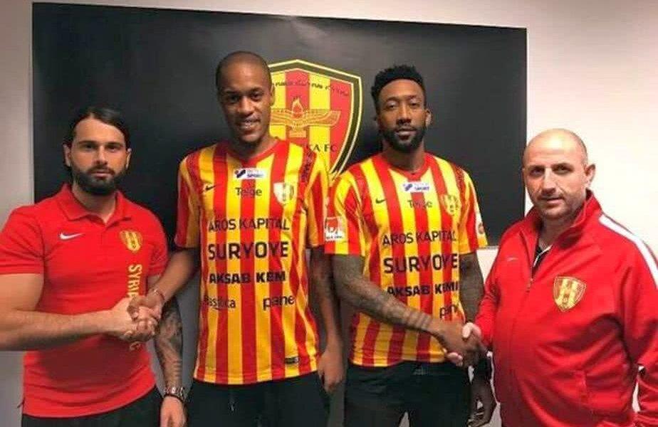 FOTO Abdel Diarra (al doilea din dreapta)