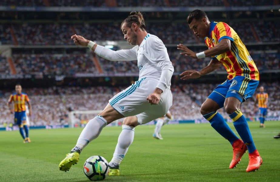 Murillo în duel cu Bale FOTO: Guliver/GettyImages