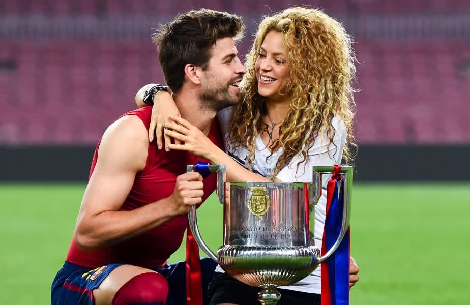 Gerard Pique și Shakira  (foto: Guliver/Getty Images)