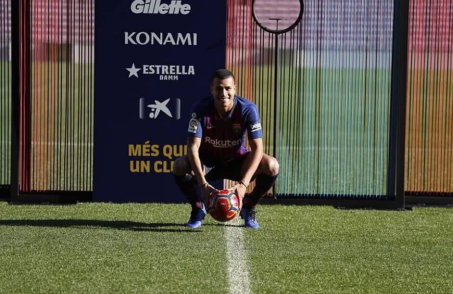 FOTO: Facebook @FC Barcelona