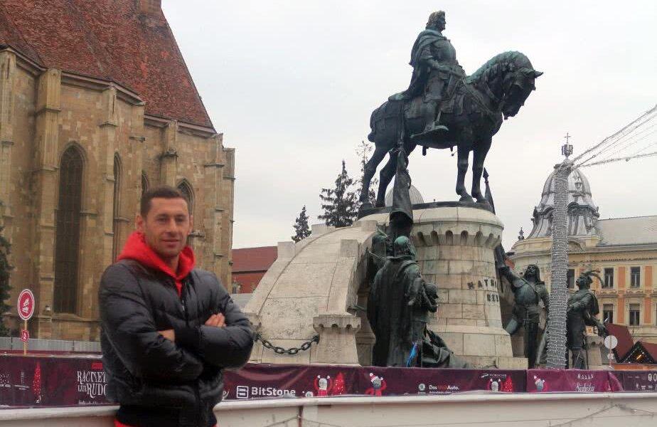 Sepsi a ales să-și continue cariera într-un oraș viu și încărcat de istorie cum e Clujul