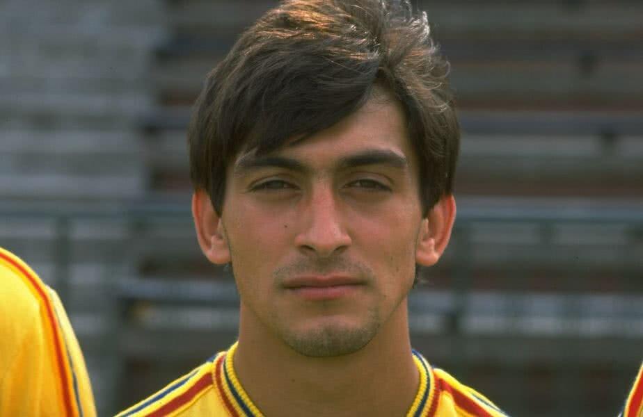 Ilie Dumitrescu în 1989, la vârsta de 20 de ani //   // FOTO: Guliver/Getty Images