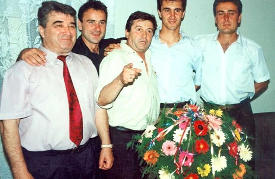 Mihai Cristache, Leahu, Ion Radu (președinte), Răchita, Zmoleanu