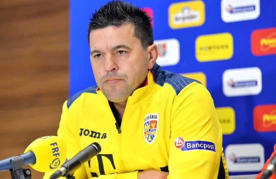 Cosmin Contra, selecționerul echipei naționale, merge în Turcia alături de doi dintre secunzii săi
