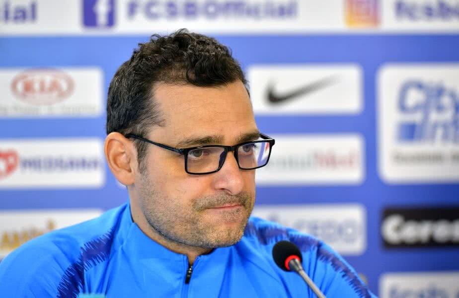 Mihai Teja va avea de gestionat dificila relație cu patronul Gigi Becali // FOTO:GSP
