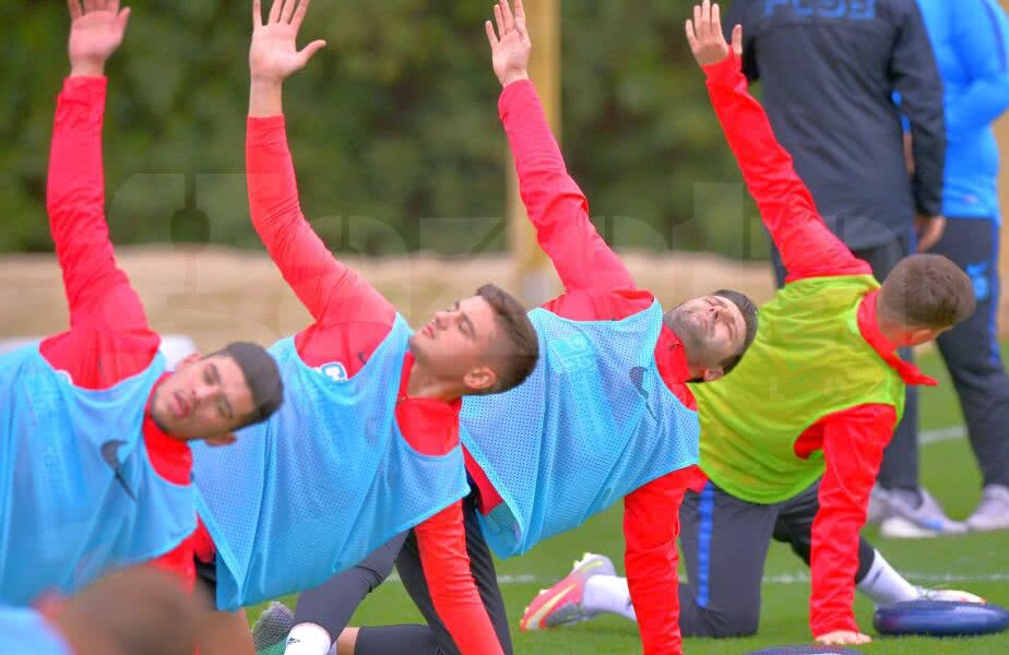 FCSB a început azi antrenamentele în cantonamentul din Spania // FOTO: Cristi Preda