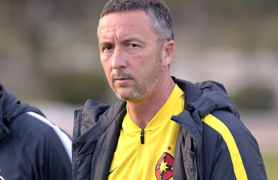 MM Stoica nu concepe ca FCSB să rateze un nou campionat