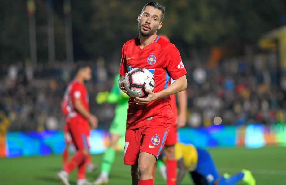 Antonio Jakolis are șanse minime să mai continue la FCSB // FOTO: GSP