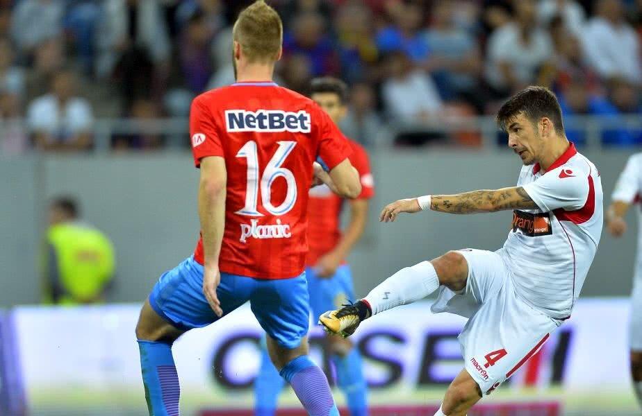 Segiu Hanca a marcat 20 de goluri în 114 meciuri pentru Dinamo