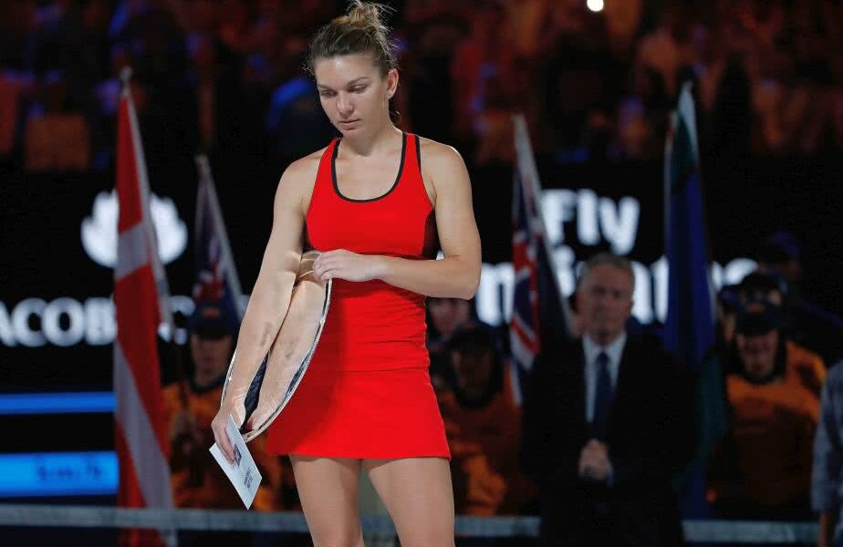 Simona Halep a pierdut în 2018 finala turneului de la Australian Open // FOTO: Guliver/GettyImages