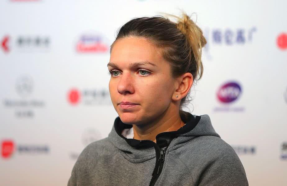 Simona Halep a comentat cu tristețe vestea retragerii lui Andy Murray // FOTO: Guliver/Getty Images