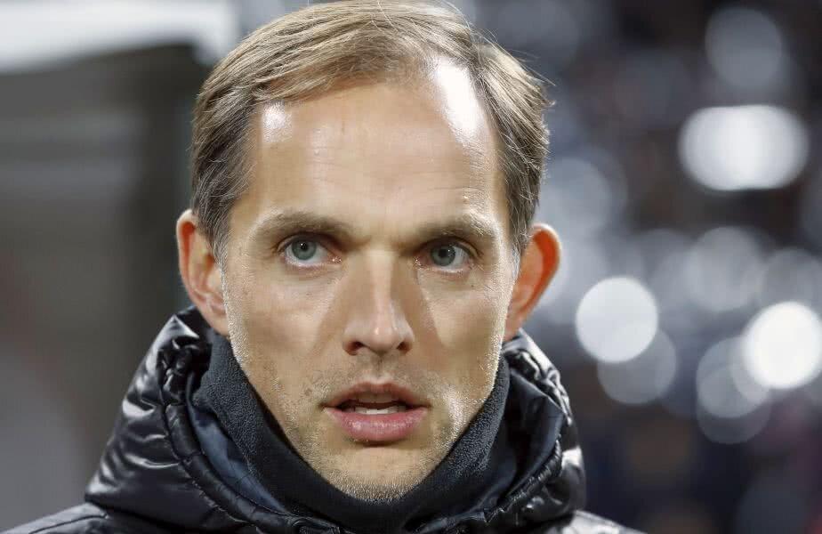 Thomas Tuchel, antrenorul lui PSG // FOTO: Guliver/GettyImages