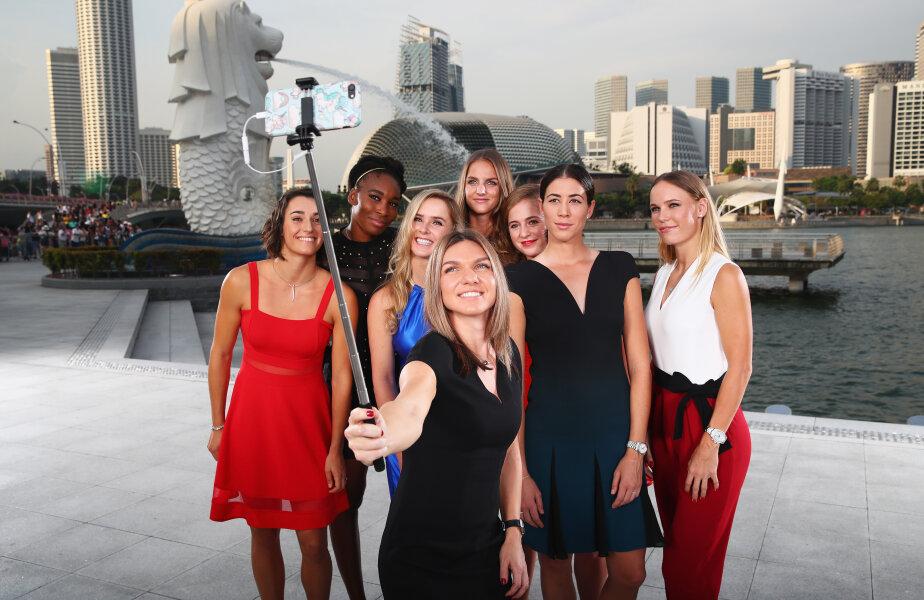 Simona Halep, Karolina Pliskova și cele mai bune jucătoare ale lumii sunt gata de Australian Open // FOTO: Guliver/GettyImages