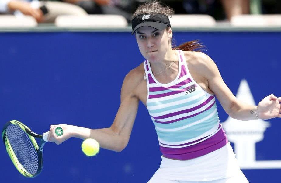 Sorana Cîrstea joacă în această noapte în primul tur de la Australian Open // FOTO: Guliver/Getty Images