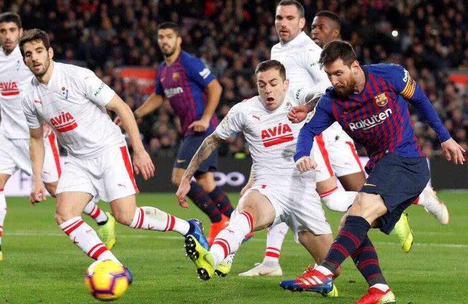 Leo Messi a înscris golul 400 al său în La Liga // FOTO: Reuters