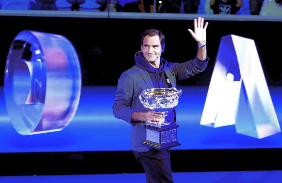 Roger Federer va încerca să câștige al treilea titlu consecutiv la Australian Open // FOTO: Reuters