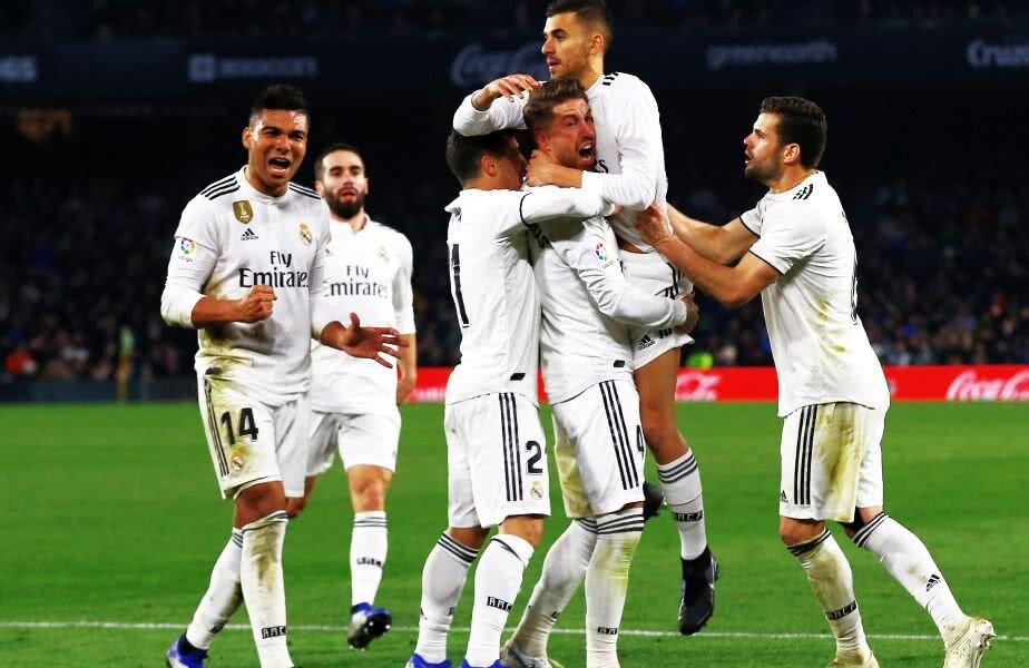 Betis - Real Madrid 1-2 // FOTO: Reuters