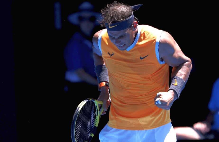 Rafael Nadal s-a calificat fără emoții în turul II de la Australian Open // FOTO: Reuters